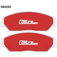 Calibre Disc Brake Pads DB2243CAL, , scaau_hi-res