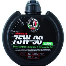 Tanoa SS Gear Oil - 75W-90, 1 Litre, , scaau_hi-res