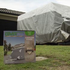 Caravan Cover - Gold Protection, Suits 22-24FT Caravan, , scaau_hi-res