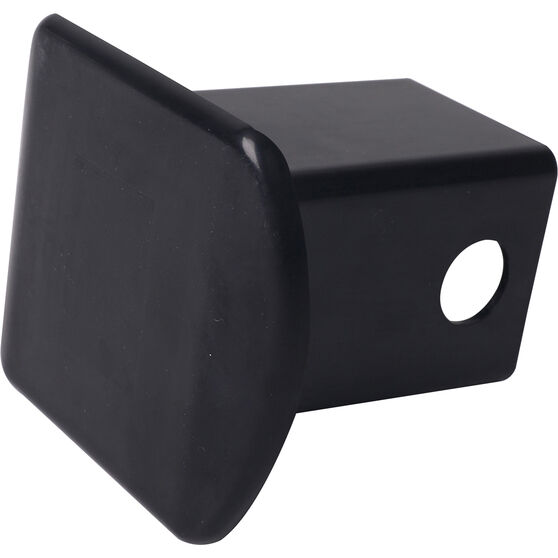 SCA Tow Hitch Cover - Black, , scaau_hi-res