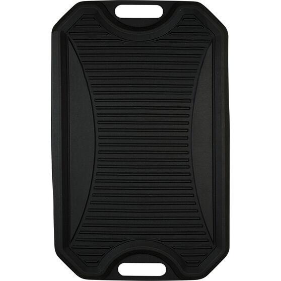 Armor All Cargo Tray Rubber Black, , scaau_hi-res