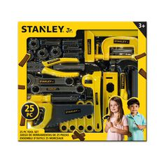 Stanley Jr Combo Tool Set, , scaau_hi-res