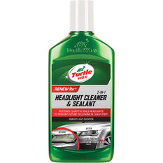 Turtle Wax Headlight Cleaner  and  Sealant - 266mL, , scaau_hi-res