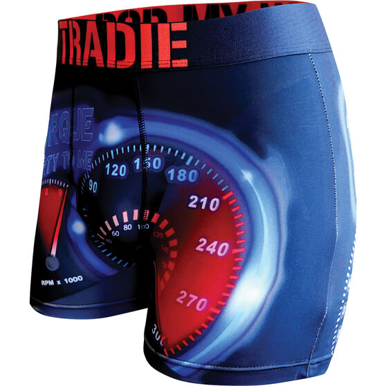 Tradie Quick Dry Trunks - Torque Dirty S, Torque Dirty, scaau_hi-res