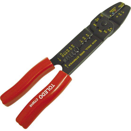 Toledo Crimper, Cutter and Stripper - 240mm, , scaau_hi-res