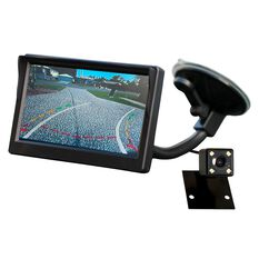 SCA Reversing Camera with Tracking Lines - Wired, 5inch, , scaau_hi-res
