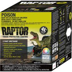 Raptor Bedliner 4L Tintable Kit, , scaau_hi-res