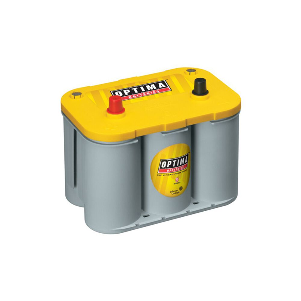 optima yellow top deep cycle battery d34 750cca. Black Bedroom Furniture Sets. Home Design Ideas