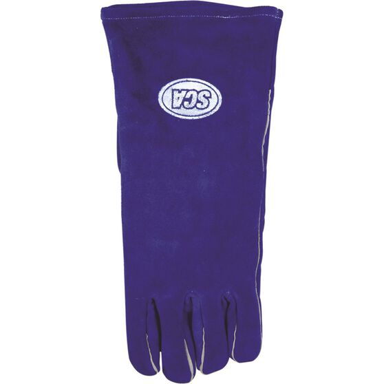 SCA Welding Gloves - 16in, , scaau_hi-res