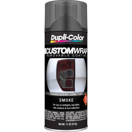 Dupli-Color Aerosol Paint Custom Wrap Smoke Lens Tint 311g, , scaau_hi-res
