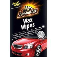 Armor All Wax Wipes - 12 Pack, , scaau_hi-res