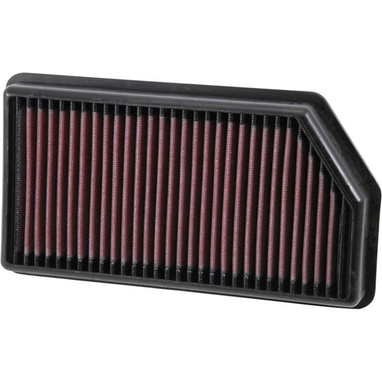 K&N Air Filter - 33-3008 (Interchangeable with A1793), , scaau_hi-res