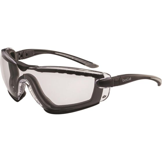 Bolle Safety Glasses - Cobra, Clear, , scaau_hi-res