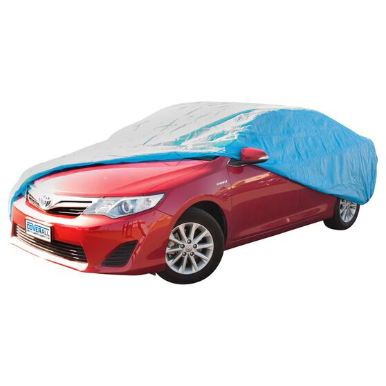 CoverALL Car Cover Silver Protection - Water Resistant, Large, , scaau_hi-res