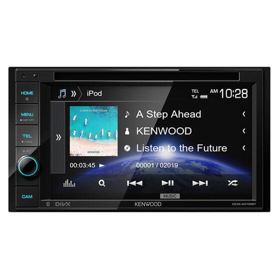 Kenwood Audio Visual DVD Head Unit - DDX4019BT, , scaau_hi-res