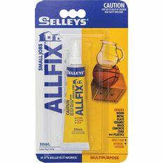 Selleys All Fix - Small Jobs, 30ml, , scaau_hi-res