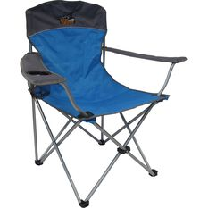 Ridge Ryder Airlie Camping Chair - 110kg, , scaau_hi-res