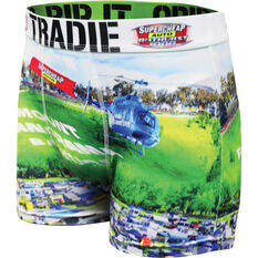 Tradie Mens Bathurst Mt Panorama Trunks Panorama S, Panorama, scaau_hi-res