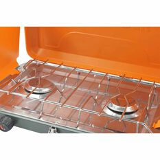 Ridge Ryder Gas Stove - 2 Burner with Drip Tray, , scaau_hi-res