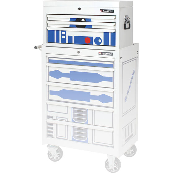 "ToolPRO Tool Chest 26"", Limited Edition, Robot Design, 3 Drawer, , scaau_hi-res"