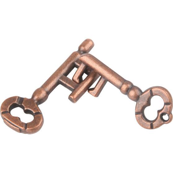 Mind Bender Puzzle - Metal, , scaau_hi-res