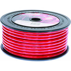 Aerpro Power Cable - 4 AWG, Red, Sold Per Meter, , scaau_hi-res