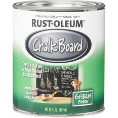 Rust-Oleum Paint - Chalkboard, Green, 887mL, , scaau_hi-res