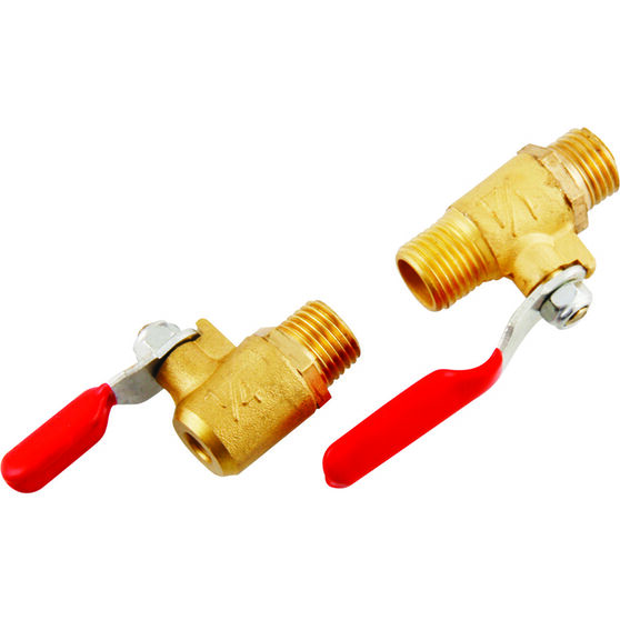 Replacement Compressor Drain & Outlet Taps, , scaau_hi-res