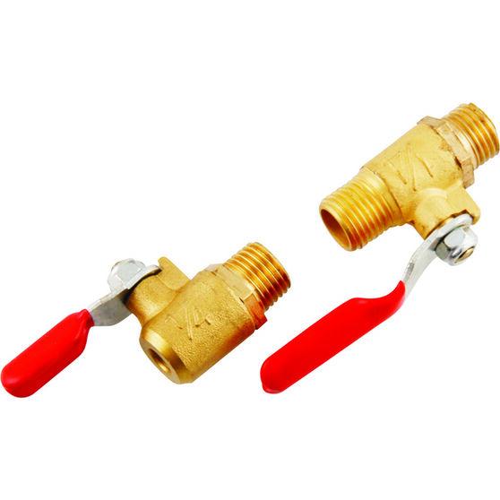 Blackridge Replacement Compressor Drain and Outlet Taps, , scaau_hi-res