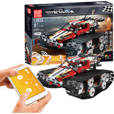 Remote Control, build your own model race car, , scaau_hi-res