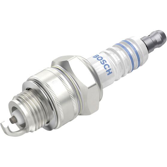 Bosch Spark Plug Single WR8BC+, , scaau_hi-res