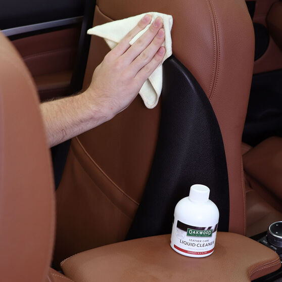 Oakwood Leather Care Complete Protection Pack, , scaau_hi-res
