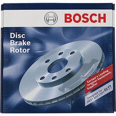 Bosch Disc Brake Rotor PBR505, , scaau_hi-res