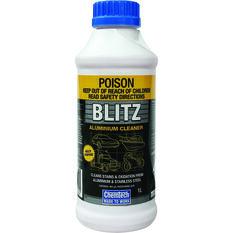 Blitz Aluminium Cleaner - 1 Litre, , scaau_hi-res