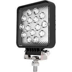 Enduralight Work Lamp - LED, 12W, 5.5In Square, , scaau_hi-res
