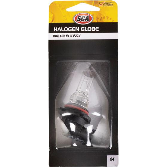 SCA Headlight Globe - HB4, 12V, 55W, , scaau_hi-res
