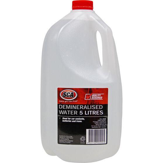 SCA Demineralised Water - 5 Litre, , scaau_hi-res