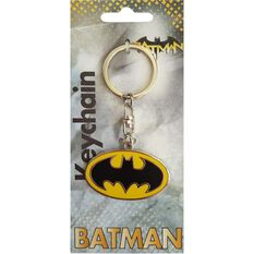 DC Keyring - Batman Icon, Multi, , scaau_hi-res