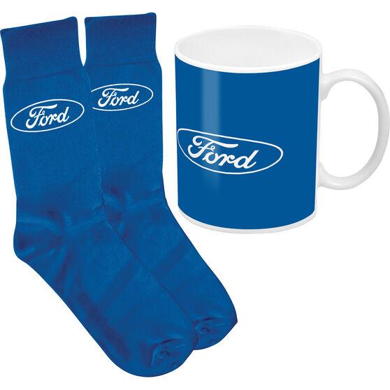 Ford Mug and Sock Gift Pack, , scaau_hi-res