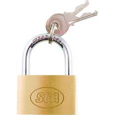 SCA Padlock - Brass, 40mm, , scaau_hi-res