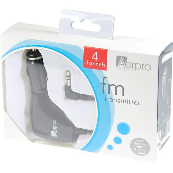 FM Transmitter - 4 Channel, , scaau_hi-res