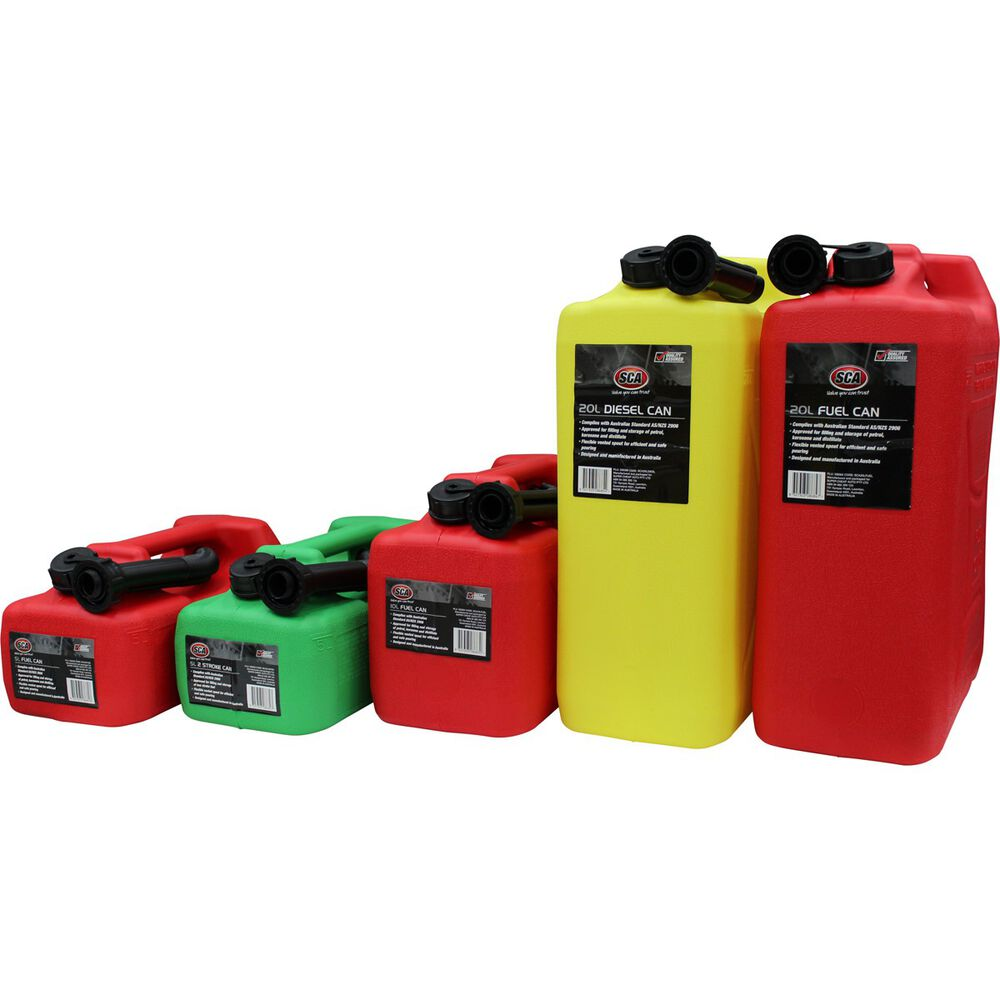 Sca Petrol Jerry Can
