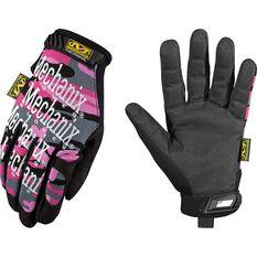Original Gloves - Pink Camo, Womens, Medium, , scaau_hi-res