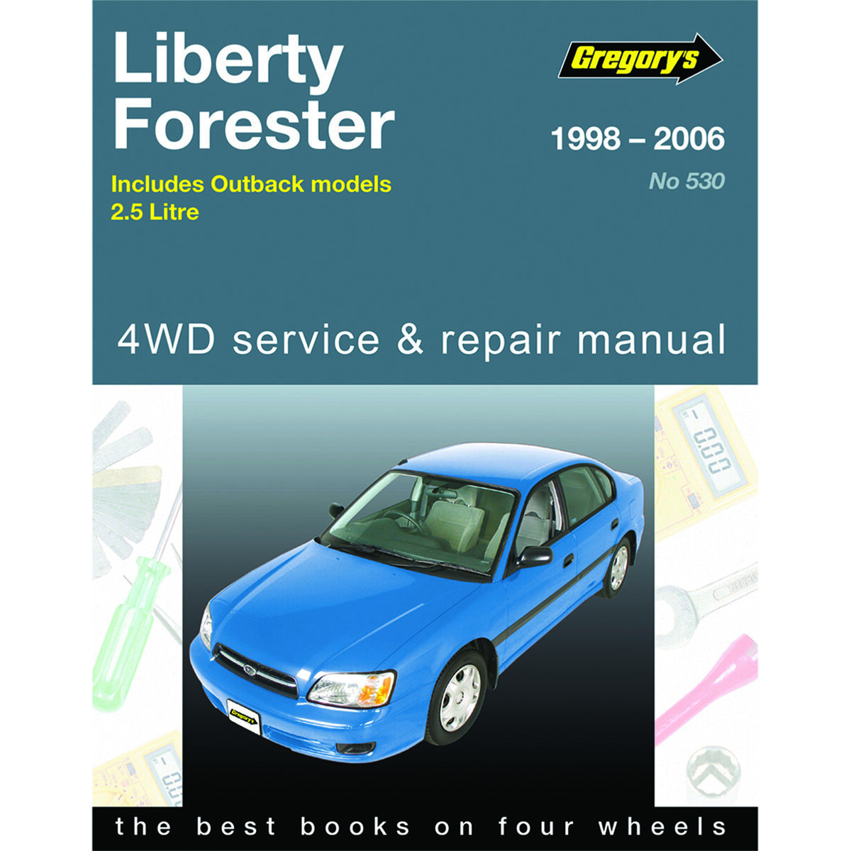 car manual for subaru liberty outback forester 1998 2006 530 rh supercheapauto com au Illustration Design Illustration Design