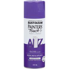 Rustoleum Aerosol Paint - Painters Touch Plus, Purple, , scaau_hi-res