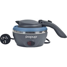 Pop Up Collapsible Kettle - 240V, , scaau_hi-res