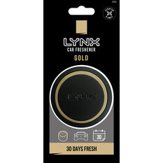 Lynx Can Air Freshener - Gold, 15g, , scaau_hi-res