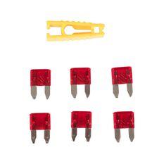 SCA Fuse Mini Blade - 10 AMP, 6pce, , scaau_hi-res