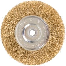 ToolPRO Wire Wheel Brush 6 Inch, , scaau_hi-res