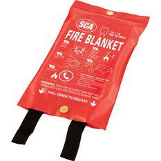 SCA Fire Blanket - 1m x 1m, , scaau_hi-res